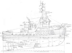 New Tug GA-1-2